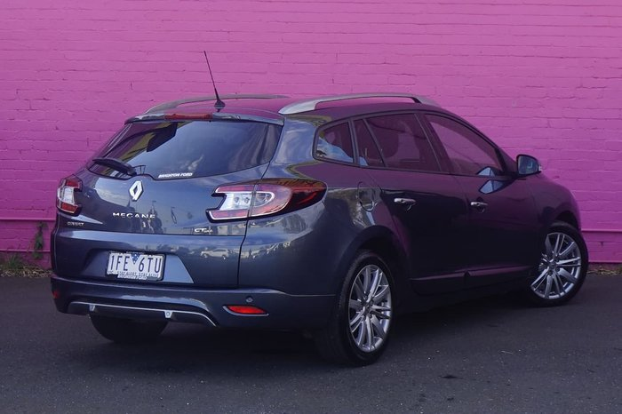2015 Renault Megane GT-Line Premium III K95 Phase 2 Grey