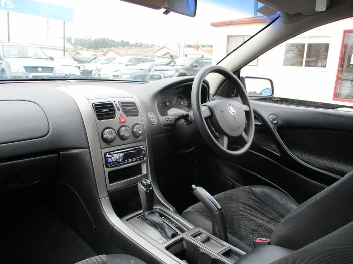 2006 Holden Commodore Executive VZ MY06 Silver