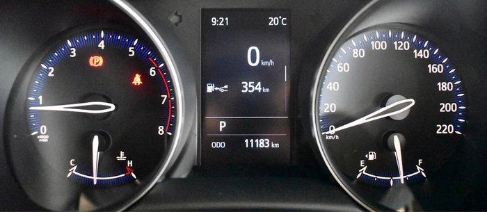 2020 Toyota C-HR Koba NGX10R Orange