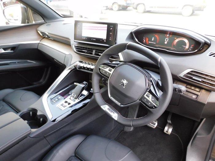 2021 Peugeot 3008 GT Sport P84 MY21 White