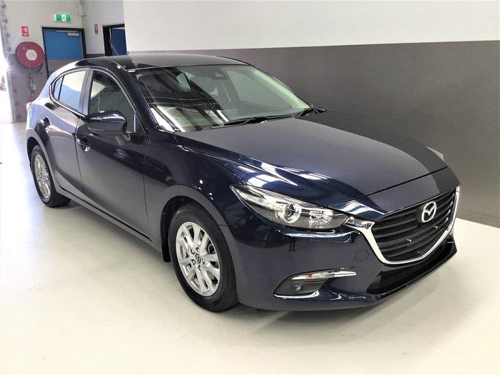 2018 Mazda 3 Maxx Sport