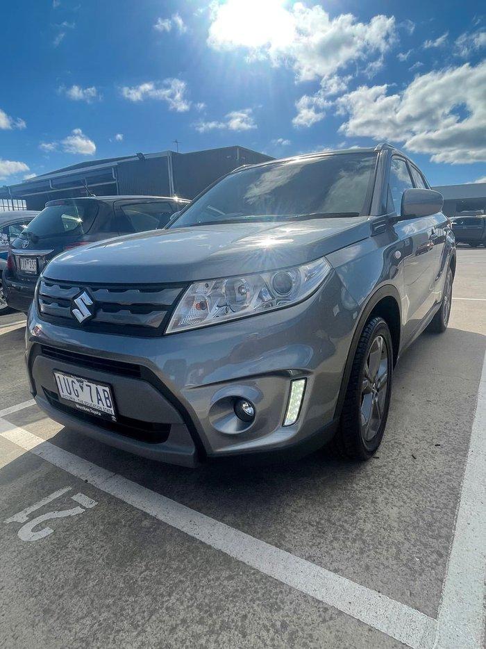 2015 Suzuki Vitara RT-S LY Grey