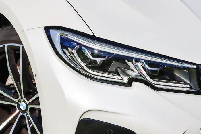2019 BMW 3 Series 320i M Sport G20 White