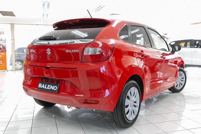 2021 Suzuki Baleno GL EW Series II Red