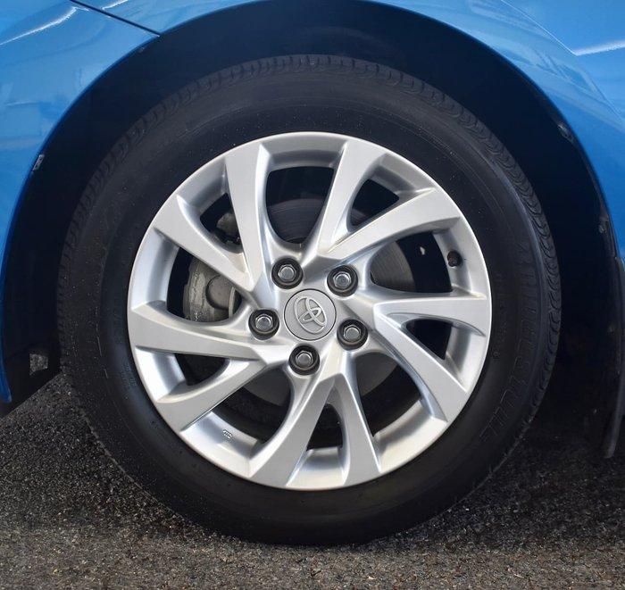 2017 Toyota Corolla Ascent Sport ZRE182R Blue