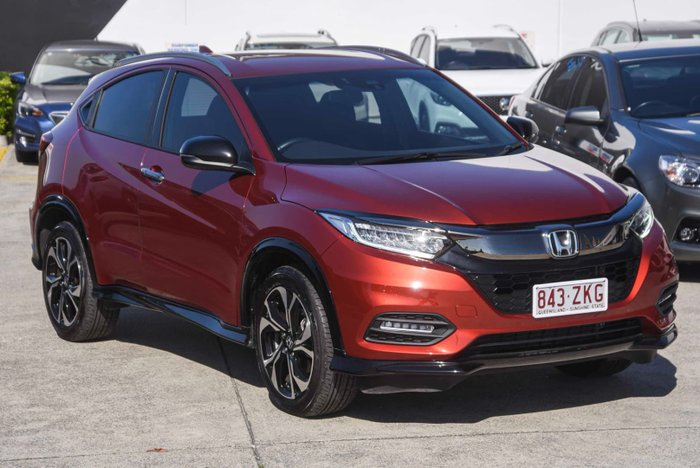 2019 Honda HR-V RS MY20 Passion Red