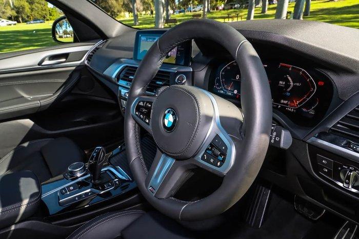 2020 BMW X3 xDrive30i G01 4X4 Constant Black