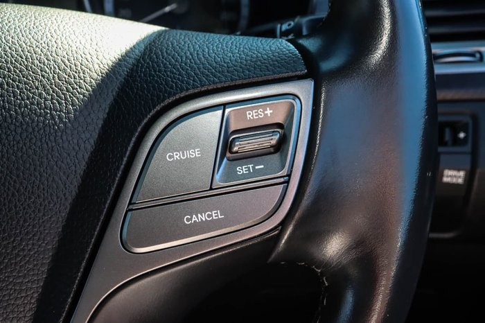 2016 Hyundai Santa Fe 30 Special Edition DM3 Series II MY17 Blue