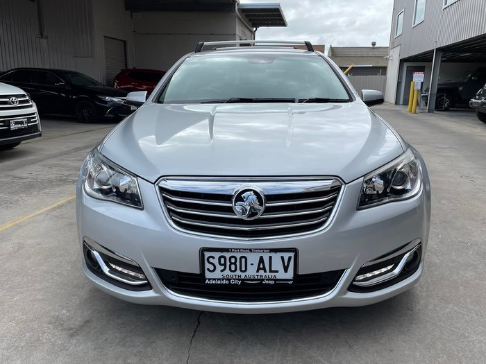 2014 Holden Calais V VF MY14 Silver
