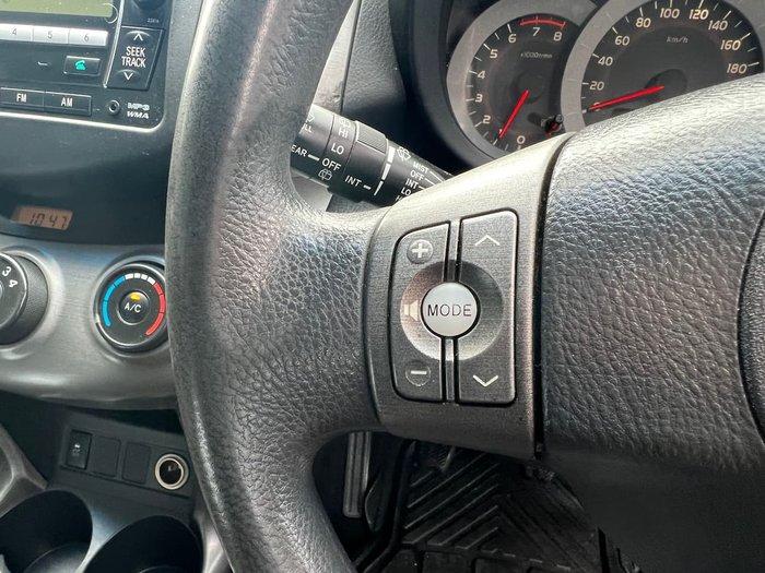 2010 Toyota RAV4 CV ACA38R White