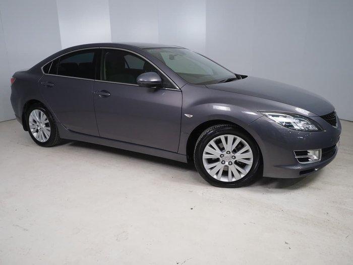 2009 Mazda 6 Limited GH Series 1 MY09 Grey