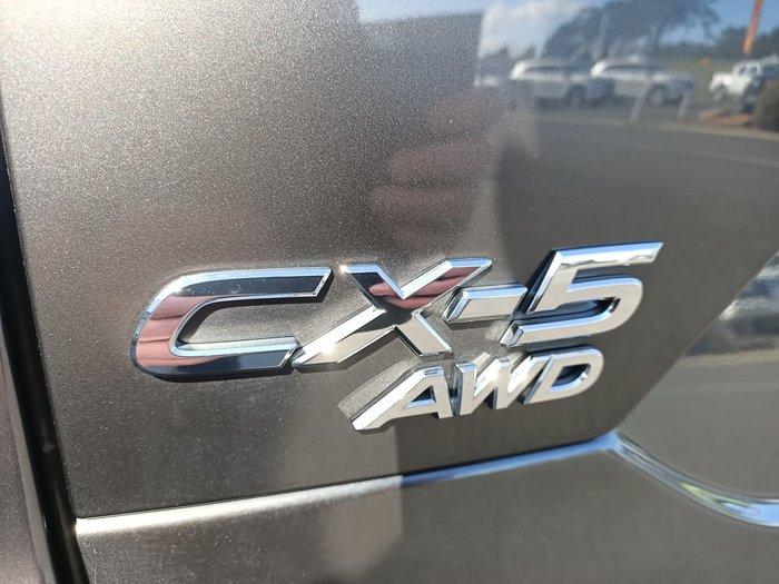 2018 Mazda CX-5 Akera KF Series AWD Grey