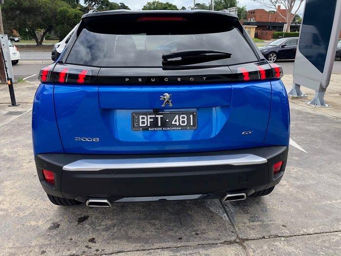 2020 Peugeot 2008 GT Sport P24 MY21 Blue