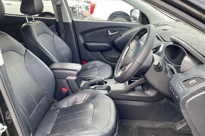 2010 Hyundai ix35 Highlander LM AWD Black