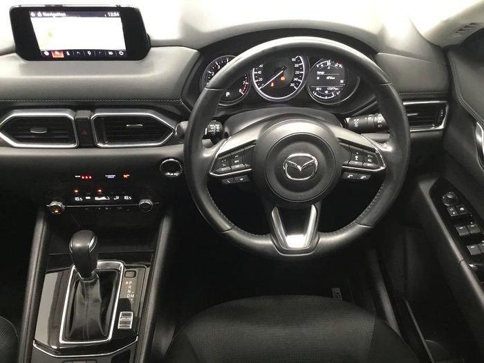 2019 Mazda CX-5 Maxx Sport KF Series Blue