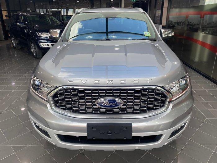 2021 Ford Everest Titanium UA II MY21.75 4X4 Dual Range Aluminium