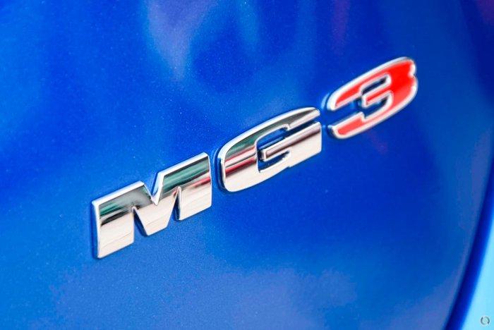 2021 MG MG3 Core MY21 Regal Blue
