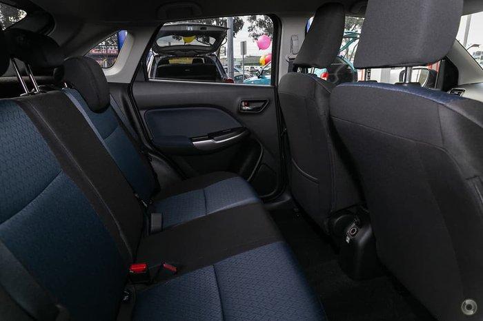 2021 Suzuki Baleno GL EW Series II Silver