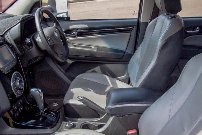 2015 Holden Colorado Z71 RG MY16 4X4 Dual Range Summit White