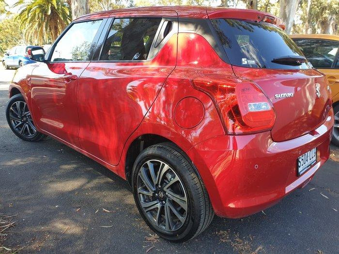 2021 Suzuki Swift GLX Turbo AZ Series II Red