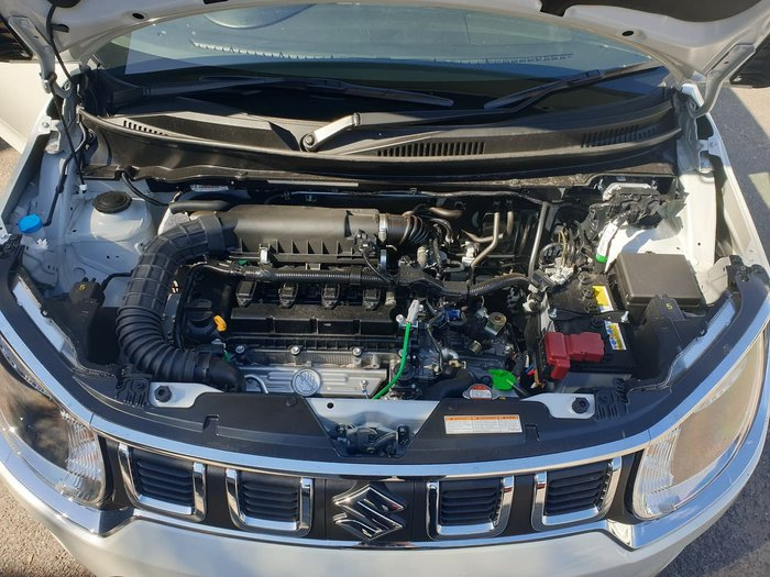 2021 Suzuki Ignis GL MF Series II White
