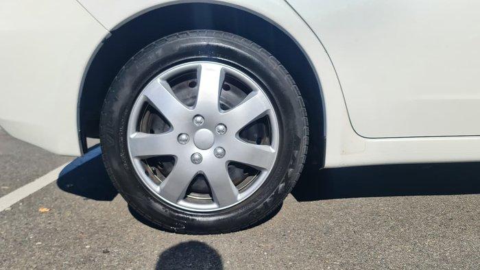 2010 Subaru Impreza R G3 MY10 AWD White