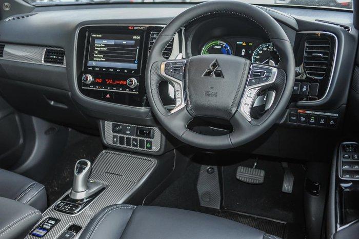 2021 Mitsubishi Outlander PHEV Exceed ZL MY21 AWD Starlight