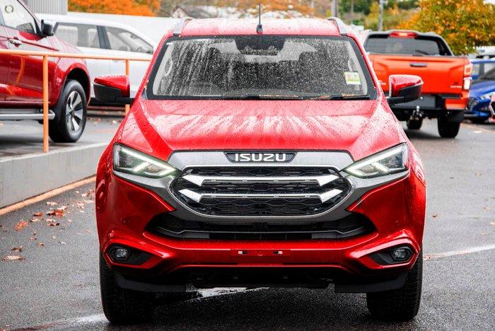 2021 Isuzu MU-X LS-U MY21 Magnetic Red