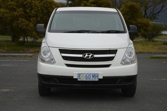 2014 Hyundai iLoad TQ2-V MY15 Creamy White
