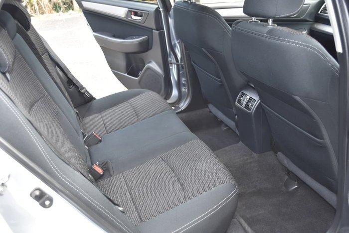 2016 Subaru Outback 2.5i 5GEN MY17 AWD Ice Silver
