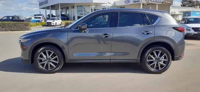 2019 Mazda CX-5 GT KF Series AWD Machine Grey