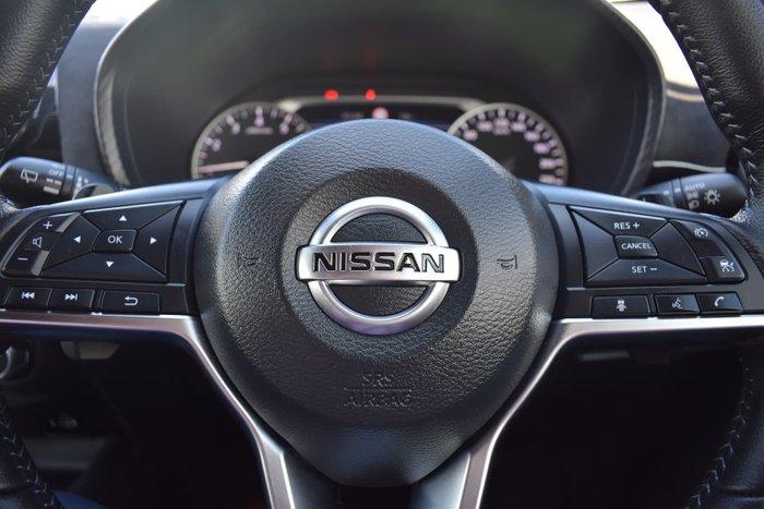 2020 Nissan JUKE Ti F16 Fuji Sunset Red