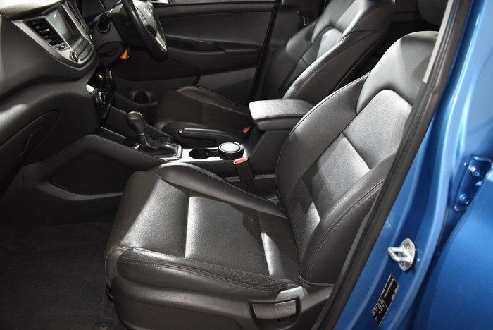 2015 Hyundai Tucson Active X TL Ara Blue
