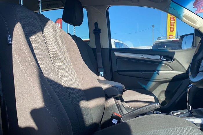 2017 Holden Colorado LTZ RG MY17 4X4 Dual Range Brown