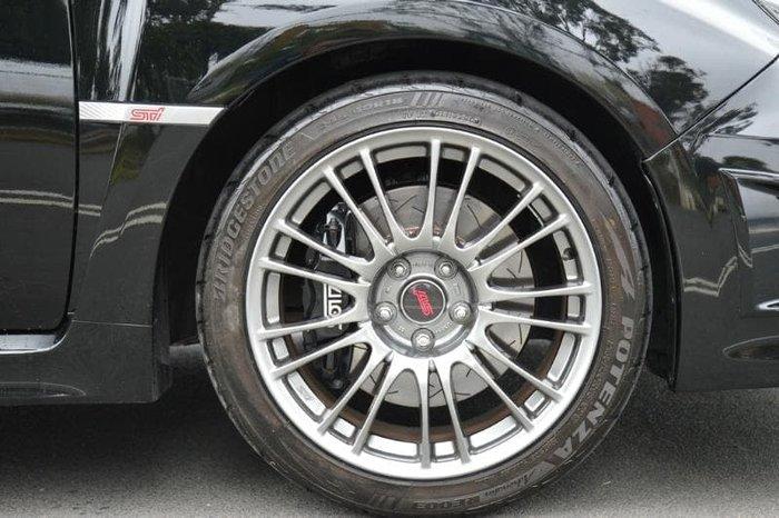 2010 Subaru Impreza WRX STI G3 MY11 AWD Obsidian Black Pearl
