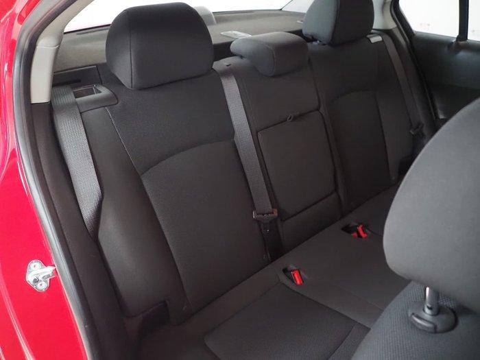 2014 Holden Cruze Equipe JH Series II MY14 Red