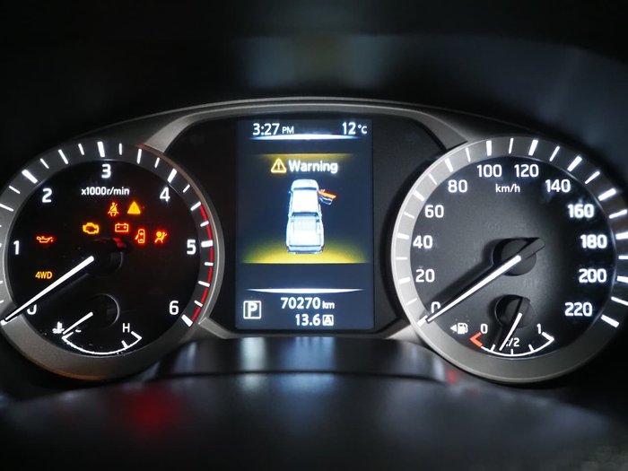 2018 Nissan Navara ST-X D23 Series 3 Grey