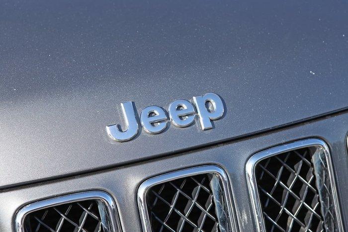 2012 Jeep Compass Sport MK MY12 Grey