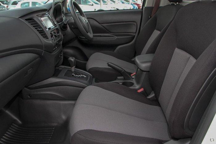 2021 Mitsubishi Triton GLX MR MY22 White