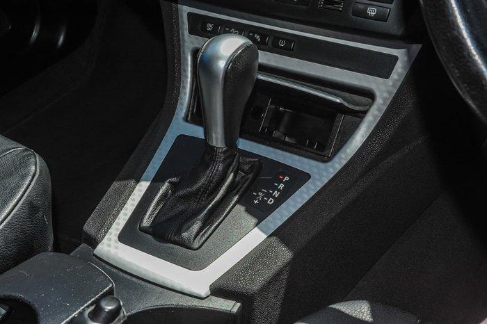 2006 BMW X3 E83 MY06 Four Wheel Drive Black