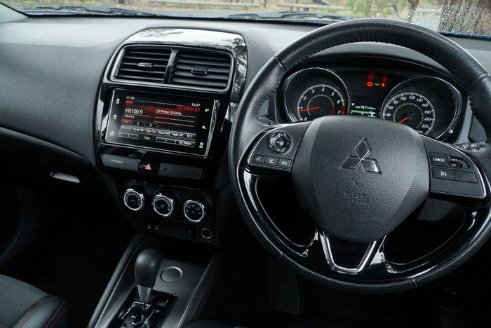 2019 Mitsubishi ASX LS XC MY19 Lightning Blue