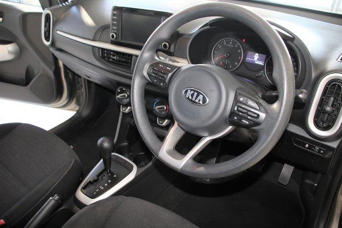 2018 Kia Picanto S JA MY18 Grey