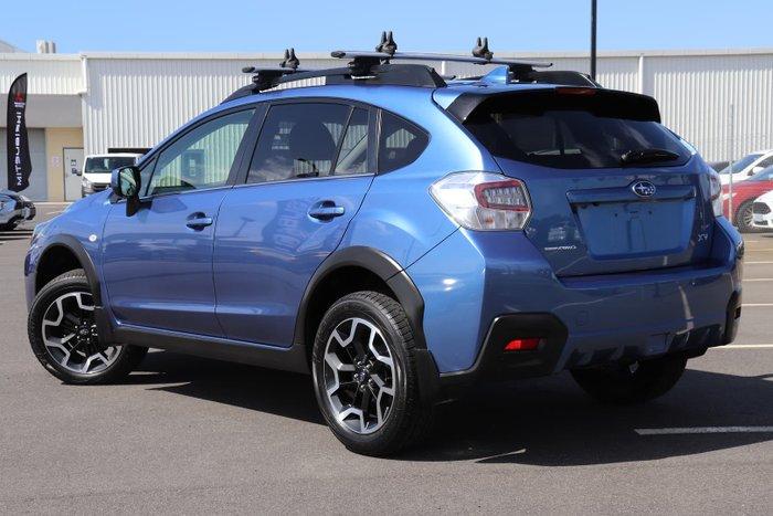 2016 Subaru XV 2.0i-L G4X MY16 AWD Blue