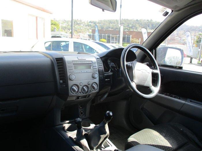 2010 Ford Ranger XL PK 4X4 Dual Range Black Mica