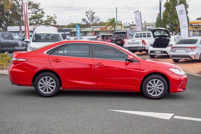 2017 Toyota Camry Altise ASV50R RED