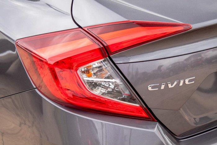 2017 Honda Civic VTi-S 10th Gen MY17 Modern Steel