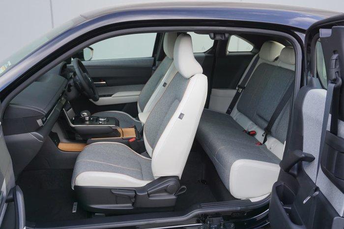 2021 Mazda MX-30 G20e Touring DR Series Jet Black