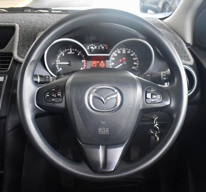 2014 Mazda BT-50 XT Hi-Rider UP Blue