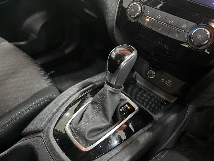 2021 Nissan X-TRAIL ST T32 MY21 Brilliant Silver