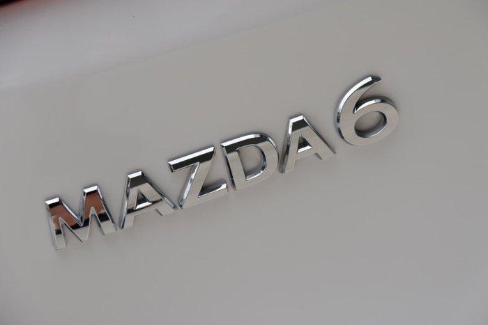 2021 Mazda 6 Atenza GL Series Snowflake White Pearl